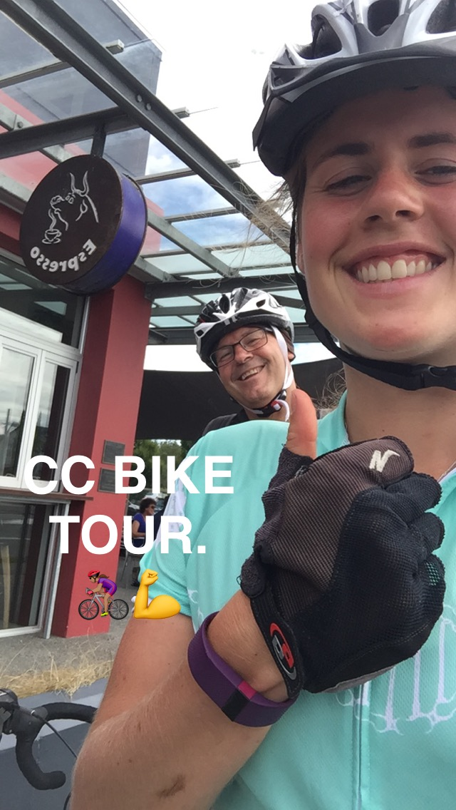 Coffee Culture Bike Tour Pro Elite 120km later<br />